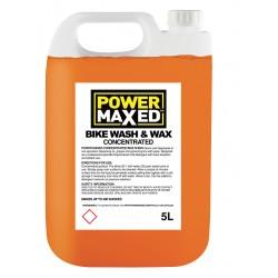 BIKE WASH & WAX 5L